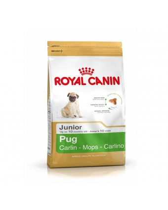 Корм royal canin мопс