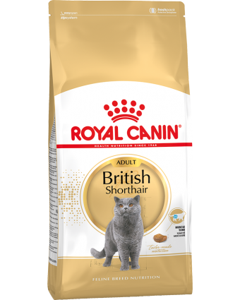 Сухой корм Royal Canin British Shorthair Adult для Британский кошек 10 кг
