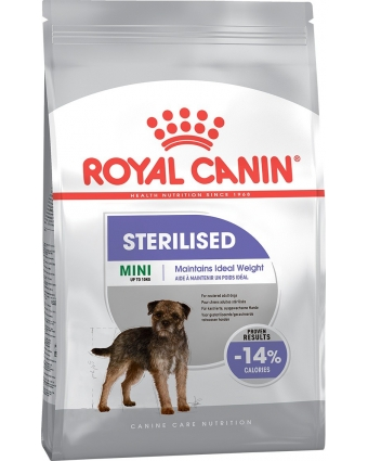 Royal Canin Mini Sterilised Adult корм д/с 3кг