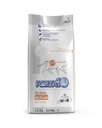 Forza 10 Cat Renal Active 1,5кг